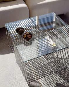PANTON WIRE CUBES - Designer Coffee tables from Montana Furniture ✓ all information ✓ high-resolution images ✓ CADs ✓ catalogues ✓ contact. Plywood Furniture, Diy Furniture Cheap, Diy Furniture Hacks, Furniture Legs, Home Furniture, Furniture Design, Barbie Furniture, Garden Furniture, Iron Furniture