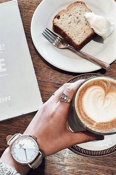 Campus Sand Suede Leather by Kapten & Son   picture by saya_622   watch for her   armcandy   gift idea   details   rosé   timeless   chic   style   fashion   coffee   sundays  