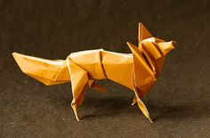 Fox, via Flickr. - Philogami