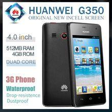 Tri-proof Huawei G350 Qualcomm Dual core 4.0″ IPS Android 4.1 Dual card GPS 3G Mobile Phone Waterproof Dustproof