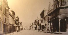 Vintage Historical Cape Town photos - old pictures of Cape Town Old Pictures, Old Photos, Vintage Photos, Back In The Day, Cape Town, Old Town, South Africa, Street View, History