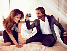 Beautiful Kareena Kapoor And Famous Saif Ali Khan Are Expected First Baby
