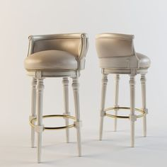 Bar stool ANGELO CAPPELLINI 2571