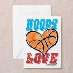 Play Strong® Hoops Basketball Love