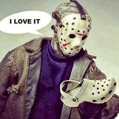 Funny but Mostly for Women Geeks   So I heard you went shopping last week on Friday, the 13th   matthew rappaport - Google+   #geekhumor   #fridaythe13th