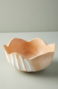 Anthropologie Lotus Mango Wood Bowl, Size One Size – Pink – Decoration Tile Floor Diy, Ceramic Floor Tiles, Painted Interior Doors, Painted Doors, Can You Paint Tile, Acrylic Curtain Rods, Painting Tile Floors, Best White Paint, Driven By Decor