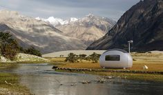 The Future of Tiny Homes and #Vanlife Is...an Aluminum Egg? - adventure journal