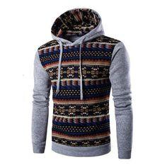 4cd5289405edf 2018 Hoodies Mens Hombre Hip Hop Male Brand Hoodie Fashion Geometric P –  noashe Hoodies Herren
