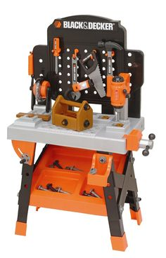 16 Best Black And Decker Junior Power Tool Workshop Images