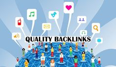 A quality backlink is the backlink that is connect to your website using your keywords or a single keyword phrase.And the main thing is it needs to be appear on a website that have similar content topic like yours.