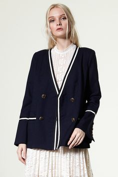 Billy Sailor Jacket Discover the latest fashion trends online at storets.com