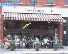 Park Bruges (sister restaurant of Pointe Brugge), Highland Park, Pittsburgh, PA