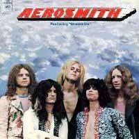 Aerosmith Aerosmith Album Cover