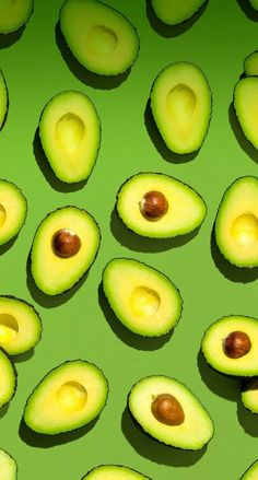 This is a healthy recipe for kids and adults for avocado boats by Glitter and Bubbles. It shows readers 3 ways to eat the recipe Food Wallpaper, Green Wallpaper, Wallpaper Backgrounds, Iphone Wallpaper, Orange Aesthetic, Aesthetic Colors, Fruit Photography, Green Photo, Shades Of Green