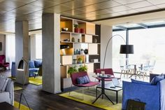 Okko Hotels Paris Rueil Malmaison Rueil-Malmaison Featuring free WiFi, a sauna and a sun terrace, Okko Hotels Paris Rueil Malmaison is situated 200 metres from Reuil-Malmaison RER Station, which provides direct access to Paris city centre in 10 minutes.