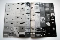 VANESSA LAM, UFO ZINE: by graphic designer vanessa lam, a ucla and art center alumnae. $6