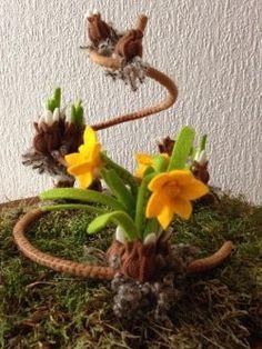 M Van bol tot bloem De Narcis