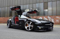 Mercedes Auto, Mercedes Benz Autos, Mercedes Benz Sls Amg, Mercedes Black, Custom Mercedes, Sls Black Series, Mercedez Benz, G Wagon, Sexy Cars