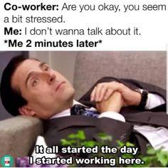 stress at work humor offices \ stress at work humor . stress at work humor hilarious . stress at work humor offices . stress at work humor funny . stress at work humor people Work Stress Humor, Social Work Humor, Stress Funny, Work Stress Quotes, Work Quotes, Workplace Memes, Office Humor, Medical Memes, Nursing Memes