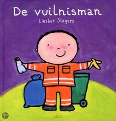 De vuilnisman - Liesbeth Slegers