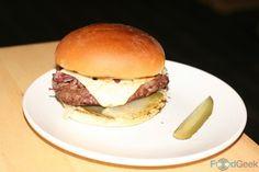 Reuben Burger at Common, Manchester.