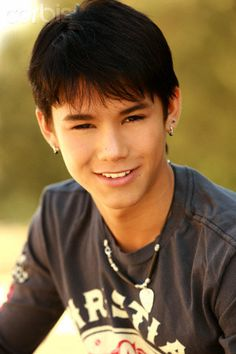 Booboo Stewart (Seth Clearwater from Twilight) He has Japanese, Chinese, and Korean ancestry from his mother's side and Native American, Russian and Scottish descent from his father's side