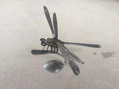 Cutlery dragonfly