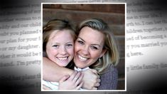 """I wish things could have been like this.---> """"To my daughter's stepmom: I never wanted you here, but..."""""""