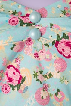 Collectif Clothing Dolores Origamii Floral Doll Dress 20840 20161128 01W - TopVintage Birthday Look