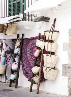 shopping on Ibiza