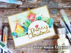 Hi there crafty friends! It's Nina-Marie here with you today, sharing a brand new Studio Monday video featuring Paper Smooches dies!  Paper Smooches is well known for their adorable, whimsical style a
