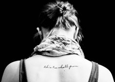 this too shall pass :: love the font and placement