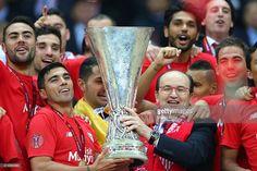 Sevilla campeon de Europa League 2015