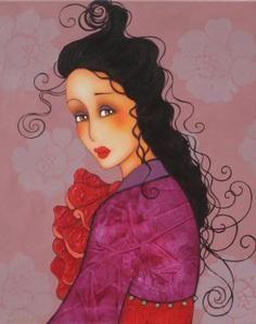 Corinne Reignier une artiste formidable. C'est grace a elle si aujourd'hui je peins!! J ai en plus eu l'occassion de la rencontrer a clermont ferrand au salon de l'habitat. C' est quelqu' un de formidable. www.corinne reignier.com Je vous laisse la decouvrir...