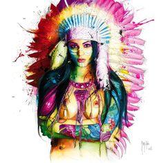 Gallery Wrapped Canvas: Tutanchamun by Patrice Murciano : Pop Art, Murciano Art, Patrice Murciano, Renoir Paintings, Art Français, Art Graphique, Native American Art, Canvas Art Prints, Find Art