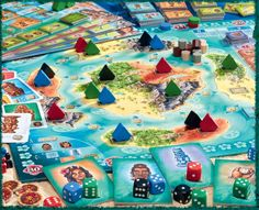 Bora Bora   Image   BoardGameGeek