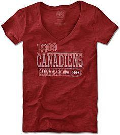 NC State Women s Vintage Rescue Scrum V-Neck T-Shirt Caps Hockey 17f325263