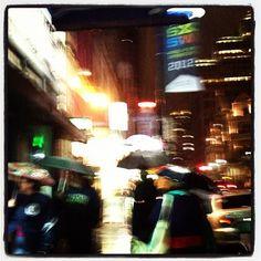 """Raining. Don't matta! #sxsw #kxkw"" -- via @nguyen_lan"