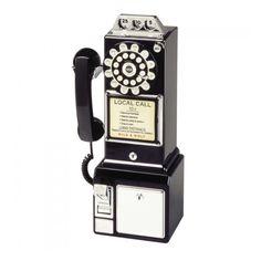 Retro diner phone 1950