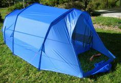 MYOG tent design