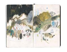 "Jesus Cisneros - Дневник человека, который рисует каракули - ""Diary of a person who draws doodles"""