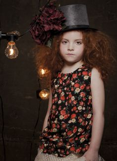 Kids editorial - styling Kika Pagnot