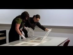 Historical Photographic Processes; 'The Platinum Print: Photographic Processes'; video from George Eastman House (3 mins)