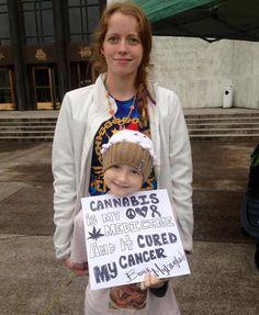 Cannabis cured my cancer