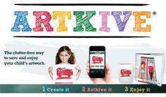 Cool App Alert: Artkive