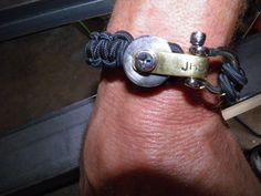 Handmade bracelet Handmade Bracelets, Projects, Log Projects, Blue Prints, Homemade Bracelets