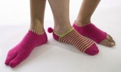 Summer Sock Wardrobe  by Kate Atherley http://www.ravelry.com/patterns/library/summer-sock-wardrobe