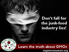 Don't be blind to the truth: How the International Food Information Council Trains Junk Food Companies to Hide the Truth about GMOs