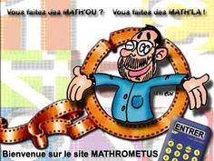 Maths-Rometus : Site consacré aux mathématiques alimenté par Jean-Luc Romet, professeur de mathématiques. Site de vulgarisation des maths. Infolien 11 mars 2013