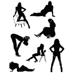 Free lady silhouettes vector on VectorStock® Woman Silhouette, Silhouette Vector, Portrait Photography Poses, Photo Poses, My Wife Photos, Copyright Free Images, Silhouettes, Fantasy Art, Vector Free